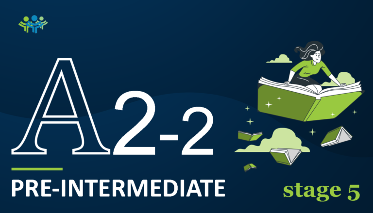 A 2-2 pre-intermediate stage 5